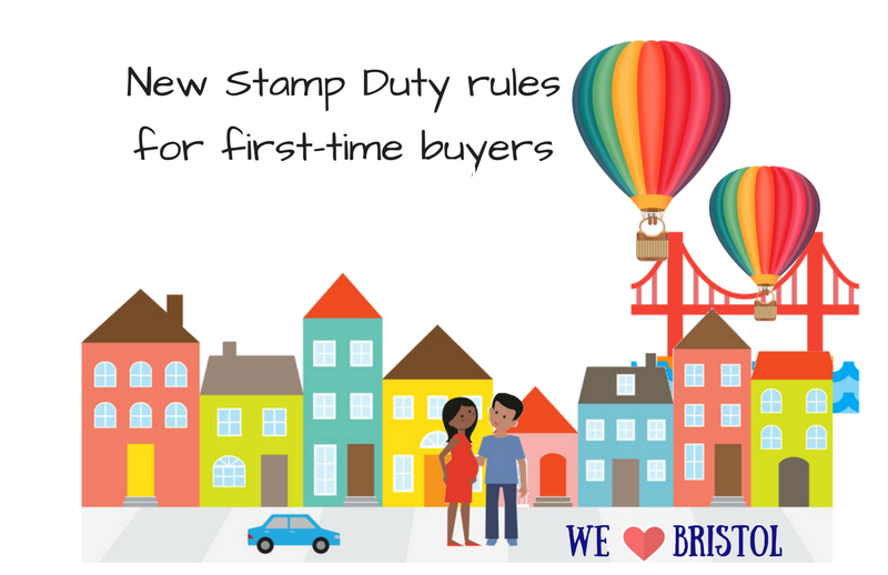 New stamp duty rules for first time buyers