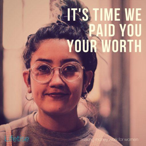 Women get paid