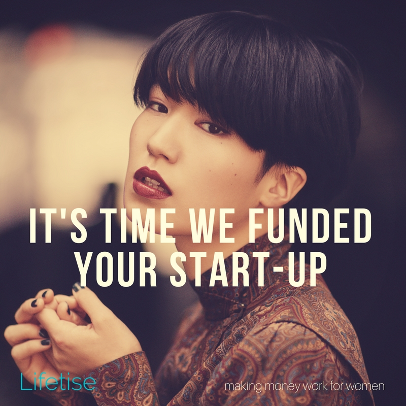 Lifetise - It's time we funded your startup