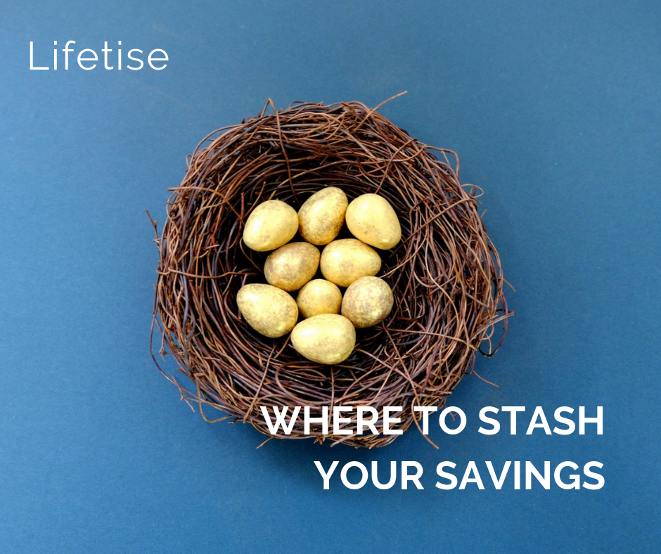 Lifetise - where to put your savings for maximum interest